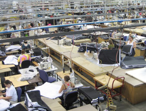 Stitching Facilities